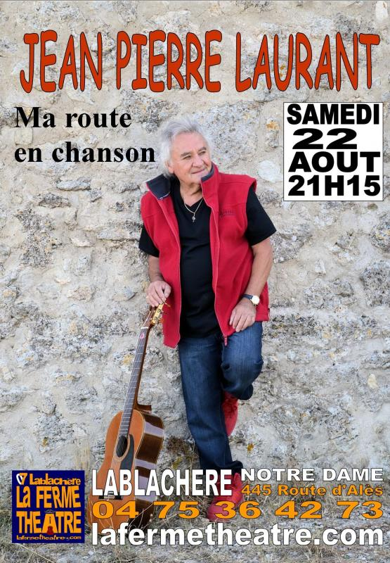 Jean pierre laurent samedi 22 aout 2020