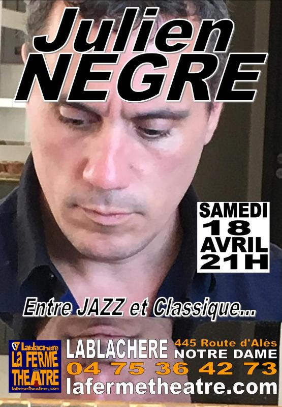 Julien negre samedi 18 avril 2020