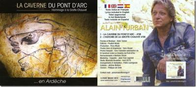 La caverne du pont d'arc par Alain TURBAN