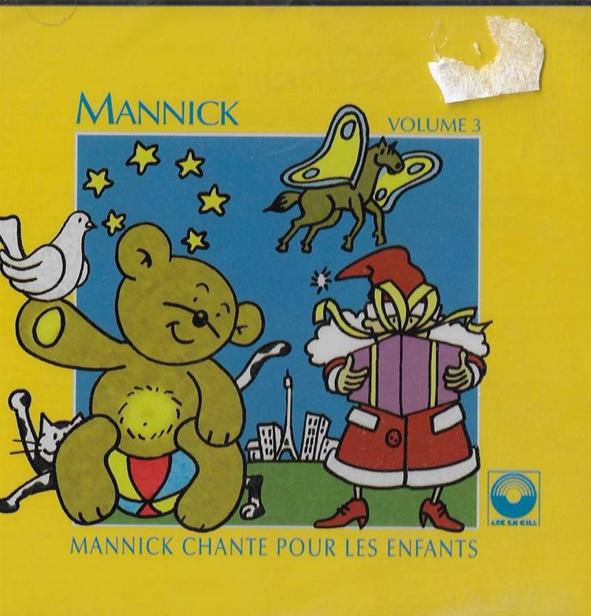 Mannick chante pour les enfants 3