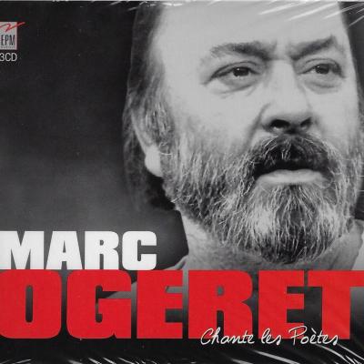 Marc Ogeret chante les poètes 3cd