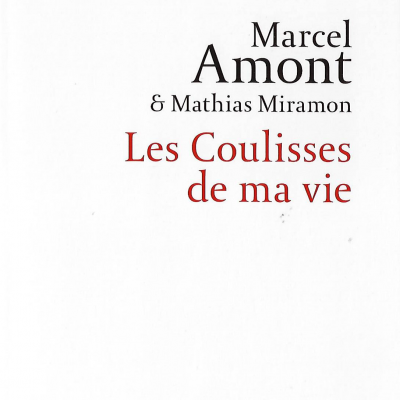 Marcel amont livre