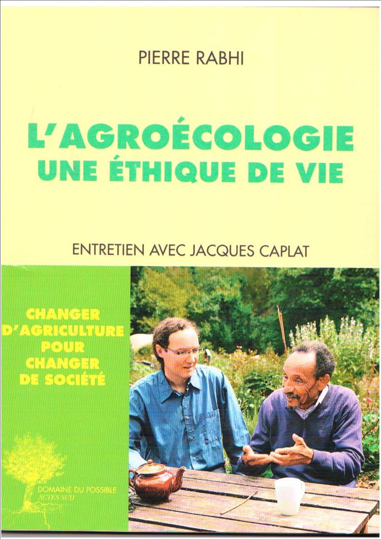 Rabhi agroecologie