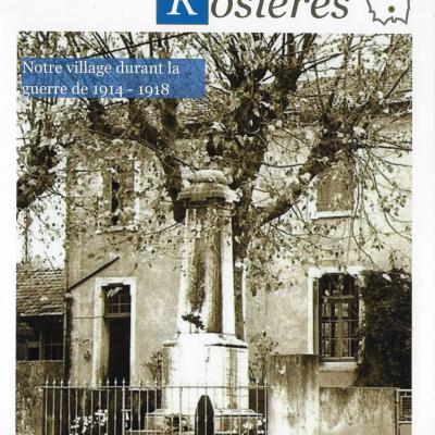 Mémoires de Rosières. 1914/1918