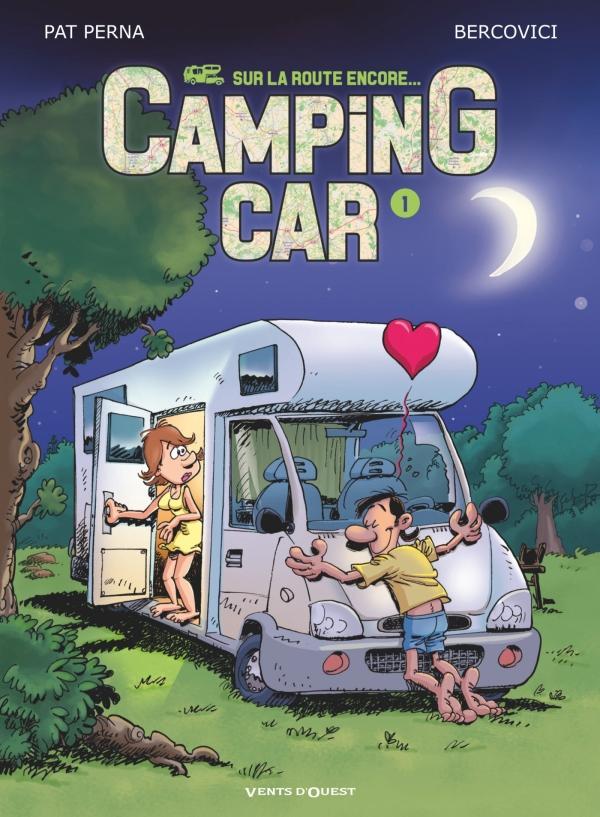 Sur la route en camping car