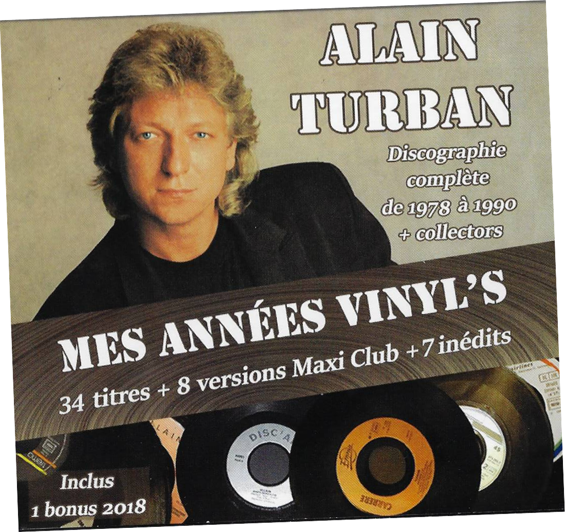 Turban alain 3cd