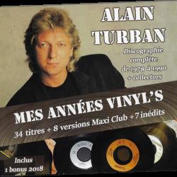 Alain TURBAN (CD et Livres)