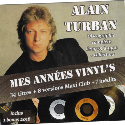 Alain TURBAN 3cd