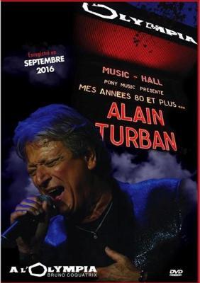 Alain TURBAN DVD Olympia 2016